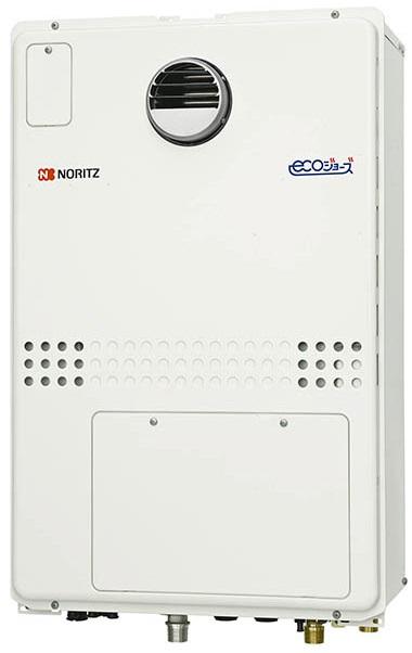 ノーリツ 屋外壁掛型 暖房機能付(TESシステム)エコジョーズ