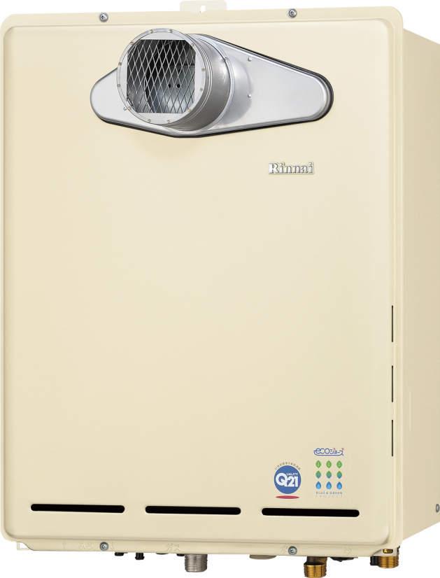 リンナイ PS扉内設置型給湯器 エコジョーズタイプ